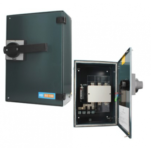 Budget 500v Metal Switch Disconnectors