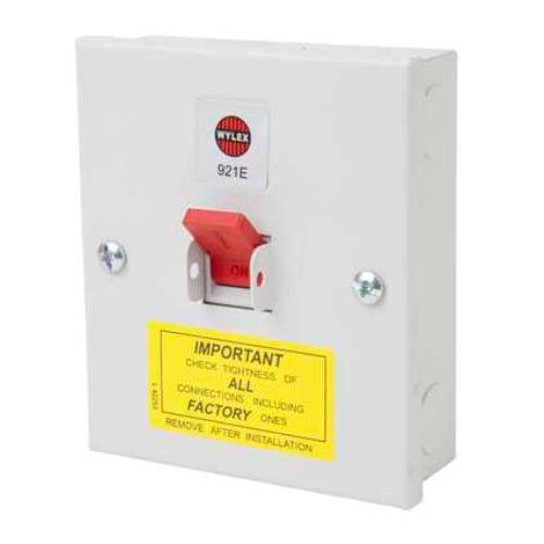 Wylex 380/500v TPN Switchgear