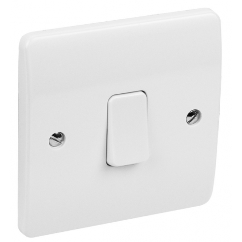 Plate Switches for Lighting 10 amp SP