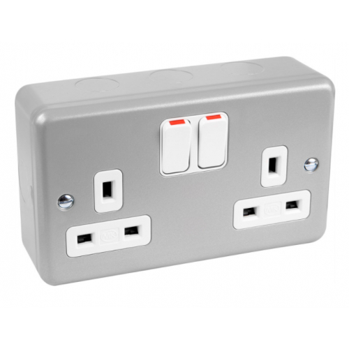 Sockets & Switches - Metalclad