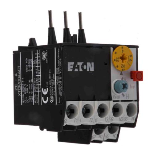 Moeller ZE Mini Contactor Overloads