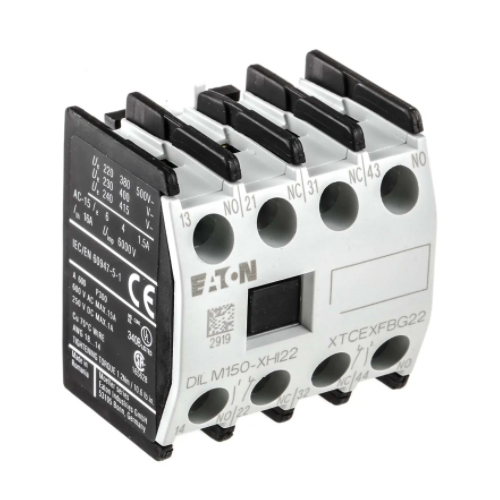 Contactors Auxiliary Contact Blocks