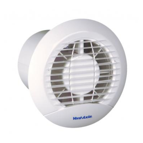 Vent Axia Eclipse 100mm & 150mm Extract Fans