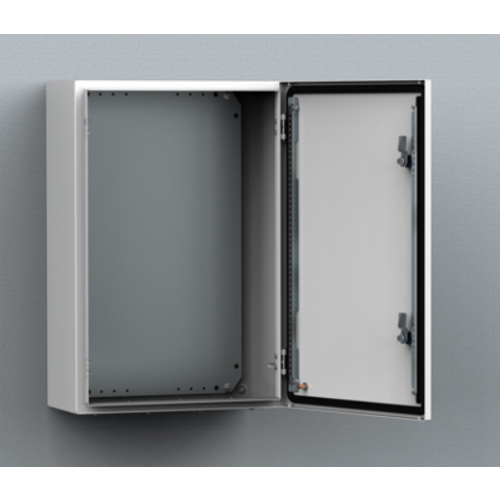 Eldon Enclosures 1 Door MAS with MTG Plates & Door Locks