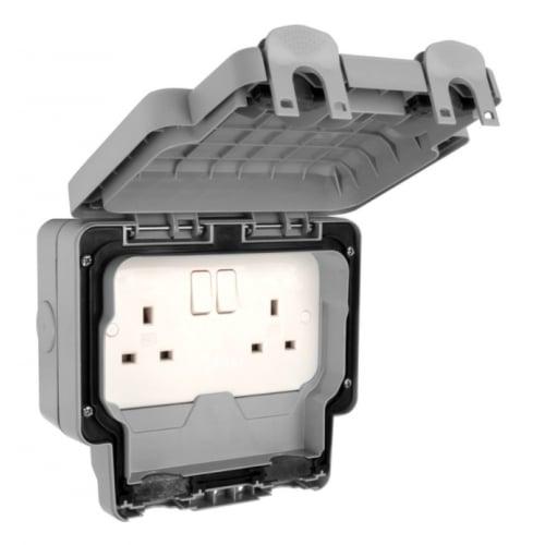 MK Masterseal Plus IP66 Sockets