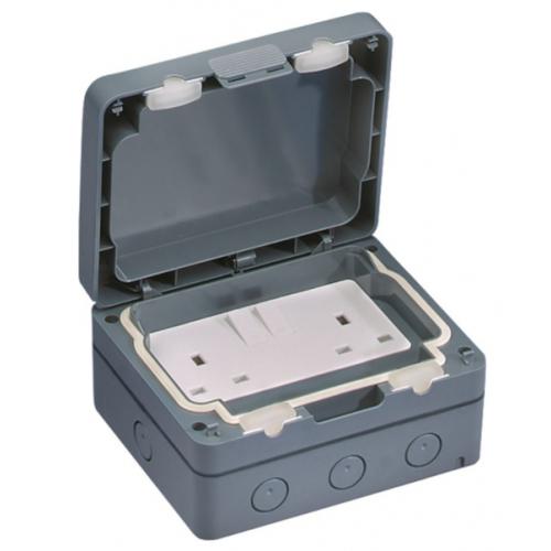 Schneider Exterior Sockets IP66