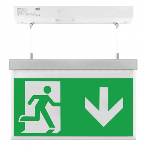 LED Hanging Exit Sign