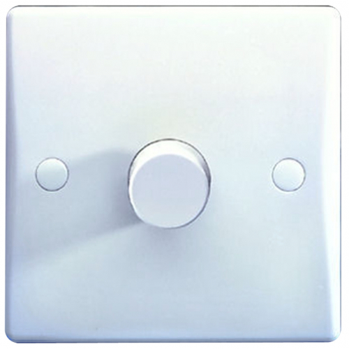 GET Ultimate White Plastic Dimmers