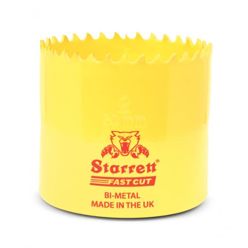 Starrett Fast Cut Hole Saws