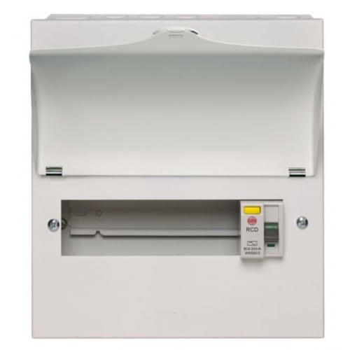 Wylex Metal RCD Consumer Units