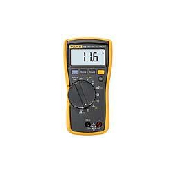 Fluke 116 HVAC 600vac Multimeter with Temperature and Microamps