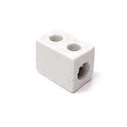 Norslo PC301 30amp 1 Pole Porcelain Connector Block