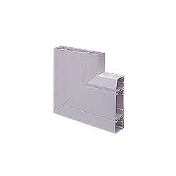 Marco MTSF3U Apollo Skirting Trunking Flat Bend Up White