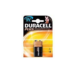 Duracell MN1604B1 PLUS 9 volt battery Pack of 1