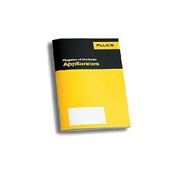 Fluke IRP1 Register Of Portable Appliance Log Book