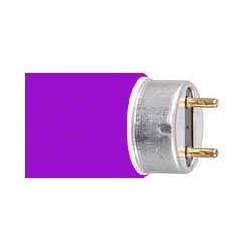 AVSL T8 Coloured sleeve for 25mm x 600mm tube in Gothic Mauve