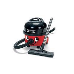 Numatics HENRY HVR160 Compact vacuum cleaner and tools 240v 620 Watt Red
