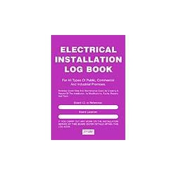Syam ELB/36W Electrical Instalation log book