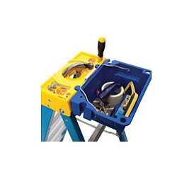 ABRU Werner 79004 Lock-in utility stepladder bucket