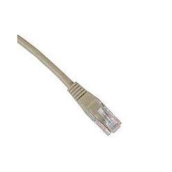 Philex 70458RE 0.5mt.CAT5e UTP Grey patch lead