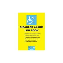 Syam DIS/LB1 Disabled Alarm Log Book