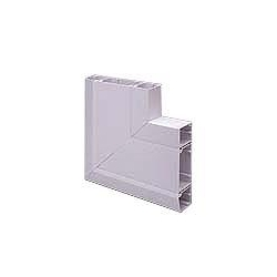 Marco MTSF3D Apollo Skirting Trunking Flat Bend Down White