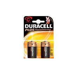 Duracell MN1400B2 Plus Power C type battery Pack of 2