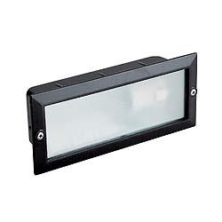 JCC JC38003BL PL9 Plain cover black bricklight