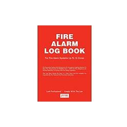 Syam FAB/16Z Fire Alarm log book
