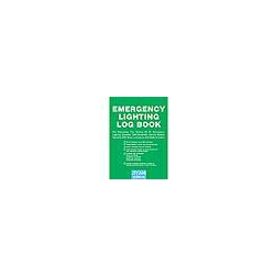 Syam ELB/SC160 Emergency Lighting log book
