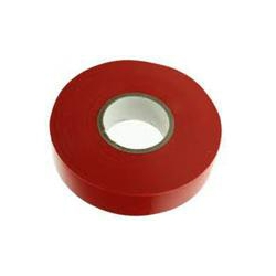Unicrimp 1933R 19mm x 33 Metre Red Insulation Tape BS3924