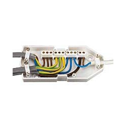 hager ashley j501 16a 4 way downlight junction box edwardesElectrical Products Hager Maintenance Free Junction Box #20