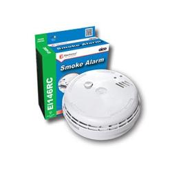 Aico EI146RC 240v Optical Smoke Alarm + Base