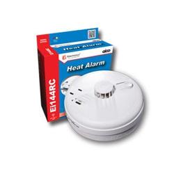 Aico EI144RC 240v Heat Alarm + Mounting Base