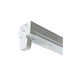 BF136NT 4' 1200mm Single Empty fitting for LED tube (Extra)