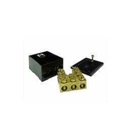 MK 1101BLK 100a SP 5 Way Service Connector Box