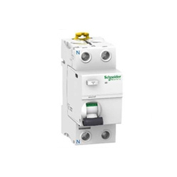 Schneider SEA9R15291 100 Amp DP 300ma Time Delay RCCB Main Incomer