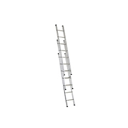 ABRU Werner 77320 Compact Aluminium Triple Extension Ladder 2.0m-4.7m