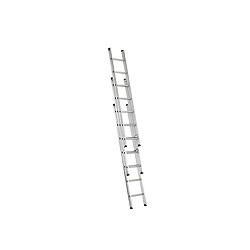 ABRU Werner 77320 Compact Aluminium Triple Extension Ladder 2.0m-4.7m