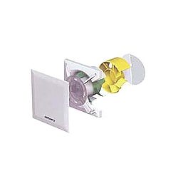 Airflow 9041261 QT100HT 2 Speed Quietair Fan With Humidistat & Timer