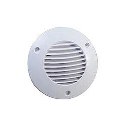 Airflow 72596202 White Circular iCON Grille