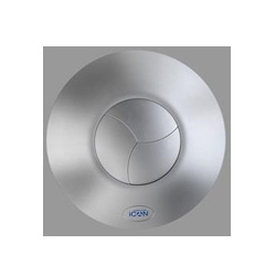 Airflow 52634507B ICVSV30 iCON30 Silver Optional Cover