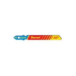 Starrett BU224-5 Metal Cut Jigsaw Blade 24TPI Pack of 5