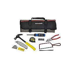 CK Tools T5957 Electricians Basic Tool Kit & Tool Role