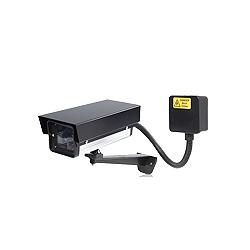ESP CAM 2001 Dummy Camera with Flashing LED & Junction Box
