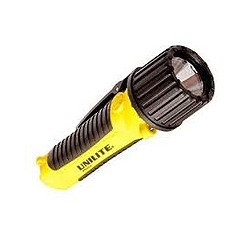 Unilite ATEX-FL4 130 Lumen LED Zone 0 Intrinsically Safe Torch