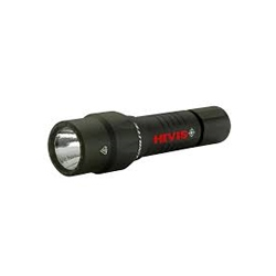 Unilite HV-FL4 210 Lumen LED HIVIS Police Tactical Flashlight