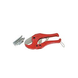 CK Tools 430003 Ratchet PVC Pipe & Mini Trunking Cutter Max. 32mm dia.