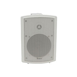 AVSL 952.961UK Background Speaker Surface White