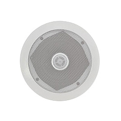 AVSL 952.528 Directional Ceiling Speaker 130mm Flush White
